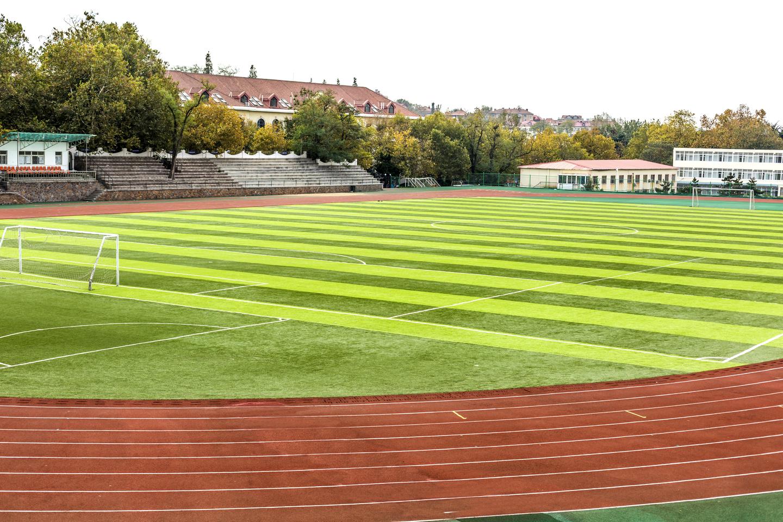 Будівництво футбольних полів