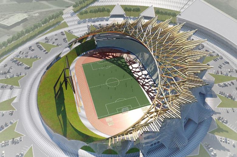 Реконструкції спортивних об'єктів