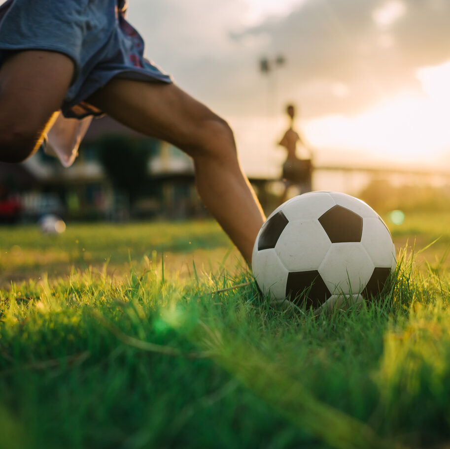 Футбольня штучна трава
