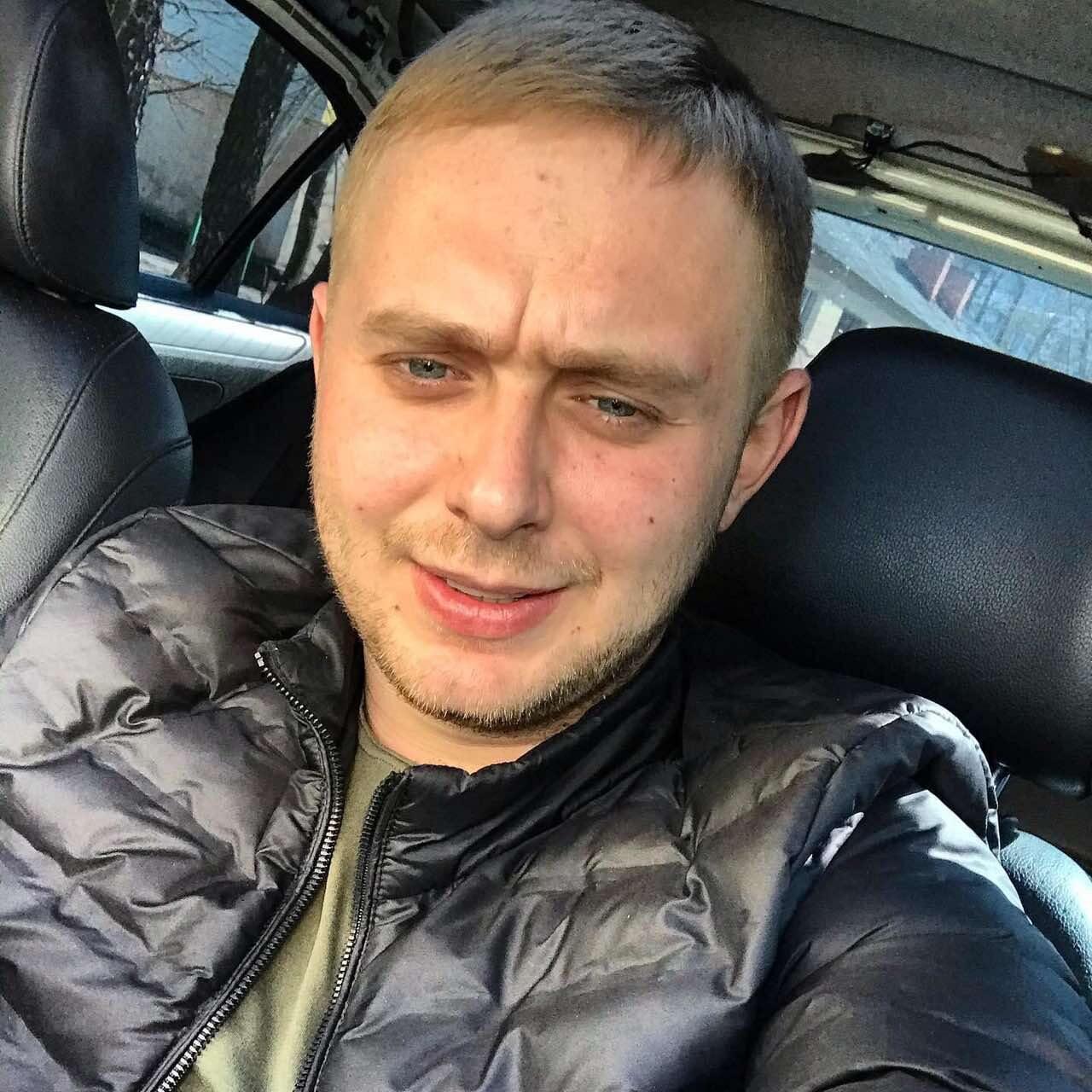 Павло - водій спецтехніки
